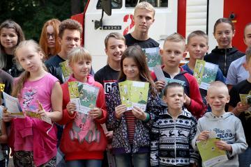 Более 1700 детей повторили правила электробезопасности в загородных лагерях Псковской области