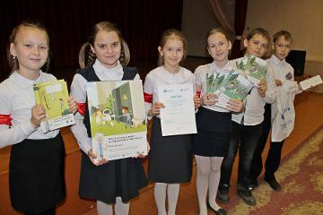 Специальный диплом «Псковэнерго» в третий день городского этапа конкурса получила команда школы № 10