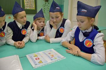 Четвероклассники пяти школ Пскова отмечены дипломами «Псковэнерго» за отличные знания правил электробезопасности