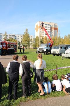 В Пскове стартовал конкурс по пожарной и электробезопасности среди четвероклассников
