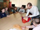 Урок в детском доме №23 г.Санкт-Петербурга (19.05.12)