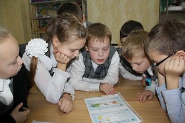 В Псковской области завершился межрайонный этап конкурса по безопасности среди четвероклассников