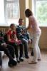 Урок в центре лечебной педагогики Цветик - семицветик Великий