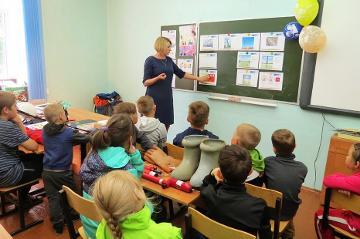 Специалисты «Карелэнерго» провели уроки по электробезопасности для двух тысяч детей Карелии в 2018 году