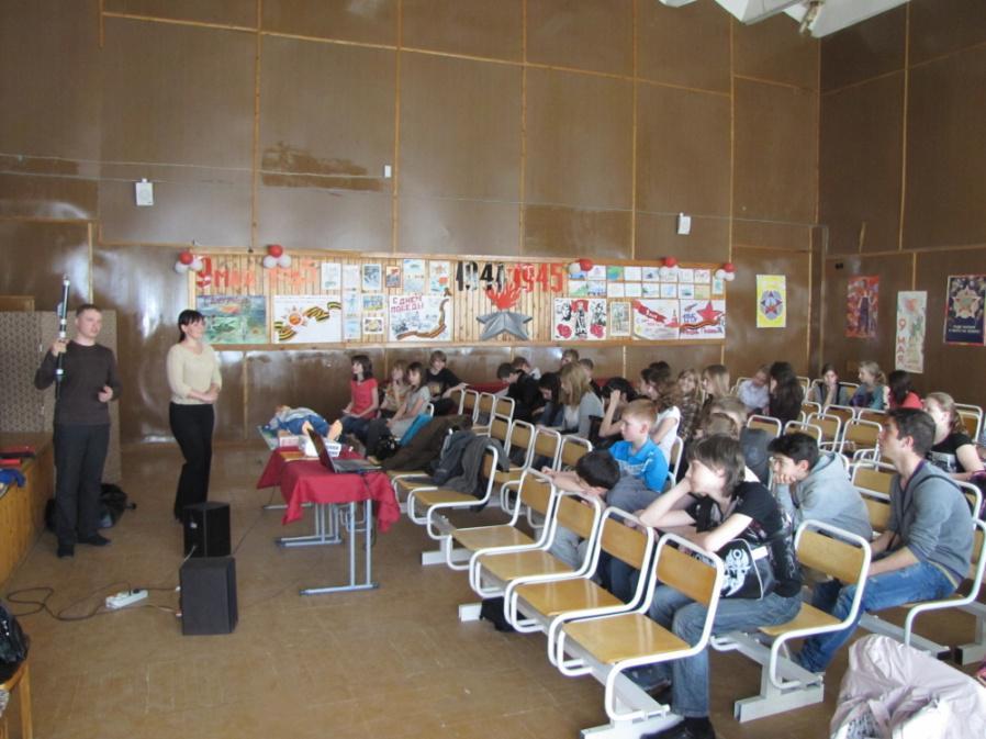 Уроки электробезопасности Вологдаэнерго